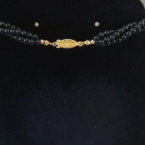 Jewelry - 🖤 Genuine Pearl Necklace 🖤